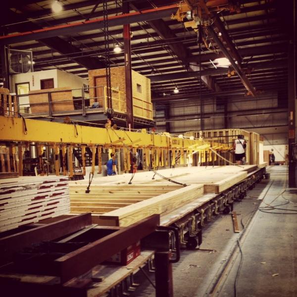 All-American Homes Factory...Impressive!